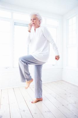 La densità ossea e la forza muscolare negli anziani