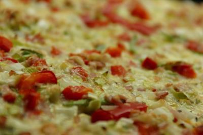 Come fare la Pizza con pasta biscotto