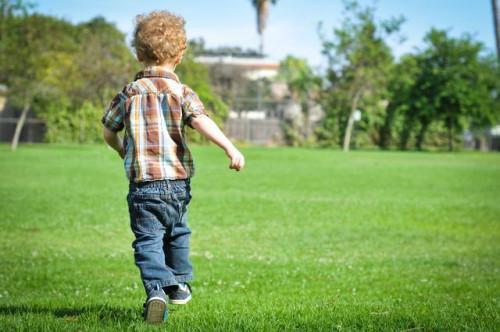 Divertenti giochi all'aperto per bambini in età prescolare