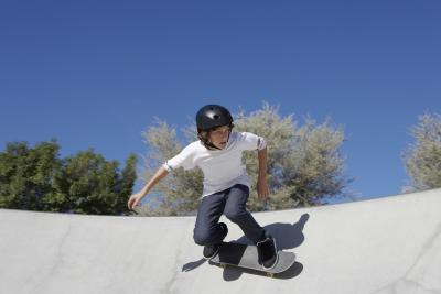 Quali muscoli fa skateboard lavoro?