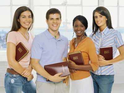 Christian Teen domenica scuola lezioni