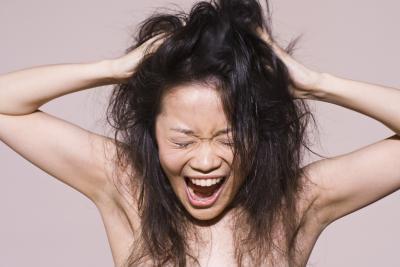 Shampoo a secco risolverà Bedhead capelli?