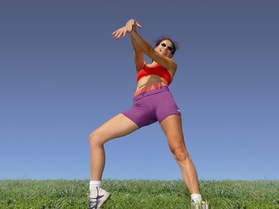 Tratti di gomito del tennista