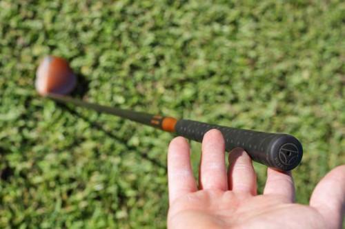 Come fare Golf Grips cattivo gusto