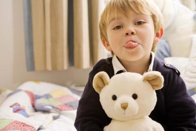 Comportamento del bambino & problemi di assetto