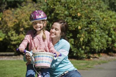 Che età imparano i bambini ad andare in bicicletta?