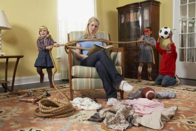 Come riprendere il controllo dei vostri bambini