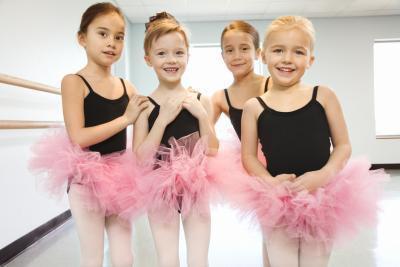 Quali sono i vantaggi del balletto per bambini?
