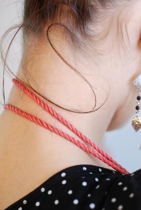 Cause di dolore sul lato destro del collo fino alla spalla