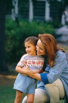 Come essere una buona figura di madre