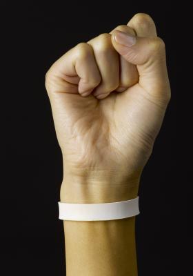 Indicazioni per l'utilizzo di bande di polso di anti-Nausea
