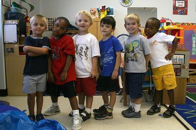 Sviluppo del linguaggio nei bambini in età prescolare bilingui