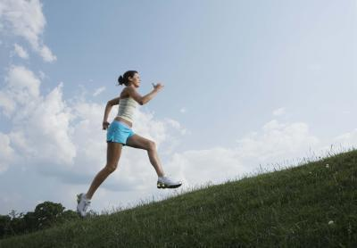 Tratti di vitello per Running