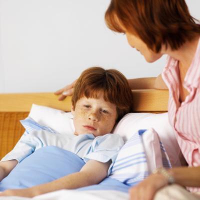 Come evitare l'influenza dello stomaco da bambini