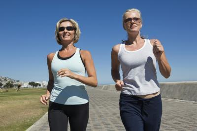 Si cammina brucia più grasso di Jogging?