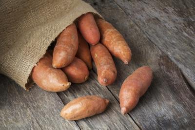 Informazioni nutrizionali della patata dolce