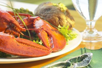 Qual è il contenuto di colesterolo di pesce & crostacei?