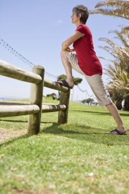 Esercizi per ridurre l'artrite nel tallone