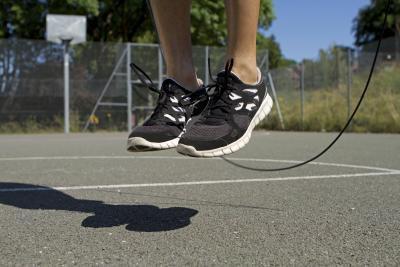 Quanto peso posso perdere corda di salto ogni giorno?