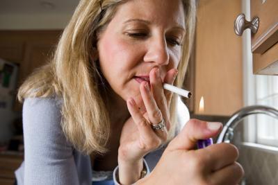 Gli effetti del fumo di sigaretta in casa