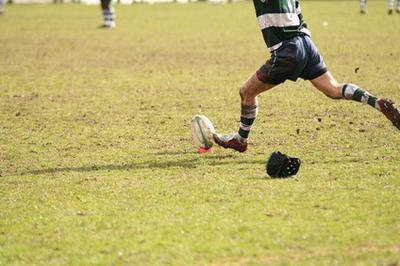 Una lesione del menisco mediale del ginocchio destro
