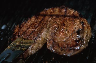 Sai cucinare una bistecca nella marinata?
