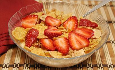 Ingredienti di totale cereali