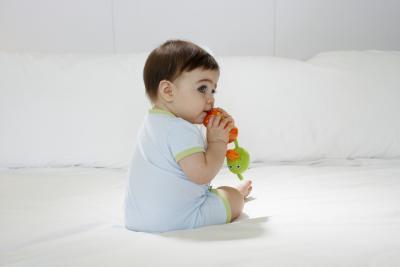I bambini ottengono naso quando dentizione?