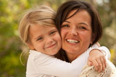 Ciò che rende le madri felici?