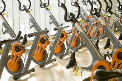 Terapia di biciclette per paralisi cerebrale