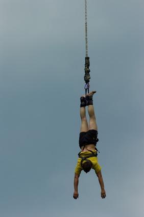 Posti per salto con l'elastico a Minneapolis, Minnesota