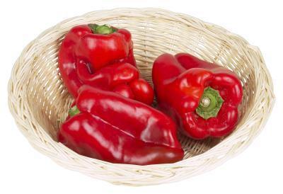 Quantità di carboidrati nel peperone dolce rosso