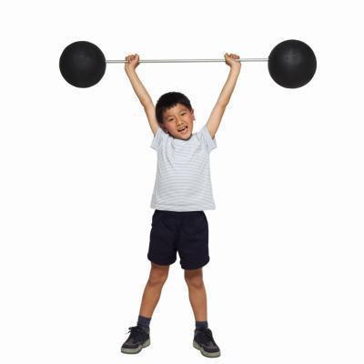 Lezioni di PE per forza muscolare