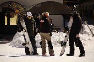 Guanti snowboard vs guanti