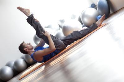 Piano di allenamento palestra super-facile per perdere peso per una donna