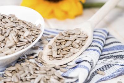 La dieta di semi di girasole