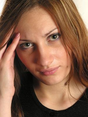Mal di testa causato da una mancanza di ossigeno