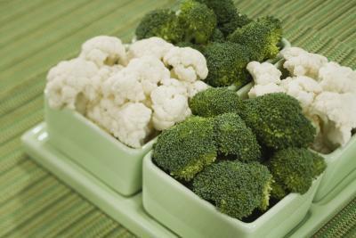 Nutrizione di cavolfiore e Broccoli