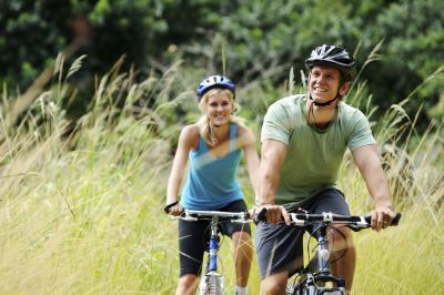Calorie bruciate in un giro in bicicletta