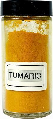 Quanta polvere di curcuma è in Curry?