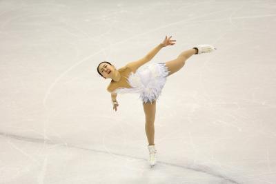 Pattinaggio su ghiaccio bianco abiti per ragazze