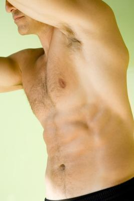 ABS, petto & bicipiti allenamento senza pesi