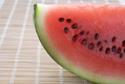 Fatti nutrizionali dell'anguria