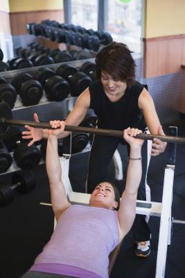 Parte superiore del corpo buon frazionato & allenamenti Core