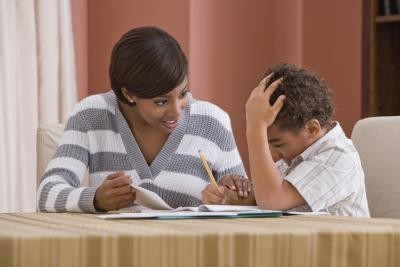Attività per bambini a cambiare il loro atteggiamento sui compiti