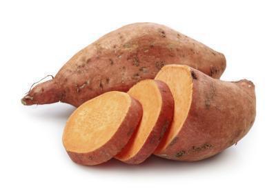 Quante calorie sono cotti in una patata dolce?