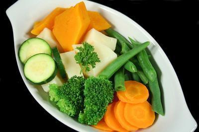 Frutta e verdura ad alto contenuto di vitamine A e C