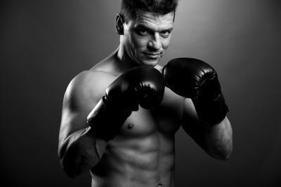 Programma di allenamento di arti marziali miste