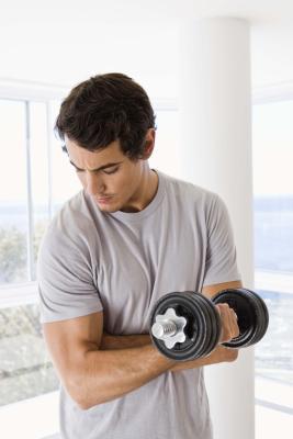 Come bere latte per costruire il muscolo