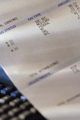 Quello che le tasse sono trattenute dal mio stipendio?